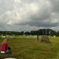Photo taken at Valmiermuiža by Eva♥ on 7/10/2016