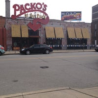 Photo taken at Packo's at the Park by Johnny V. on 3/28/2013