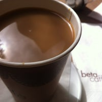 Photo taken at Beta Caffé by Ayana K. on 2/24/2013