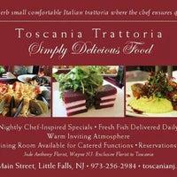 Photo prise au Toscania Trattoria par Jose V. le11/15/2014
