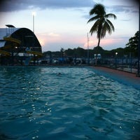 Photo taken at Iate Clube de Santarém by Marcos P. on 12/19/2012