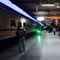 Photo taken at Sisaket Railway Station (SRT2273) by GALOPGOPGAP on 3/20/2017