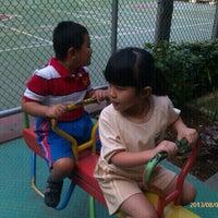Photo taken at BPK PENABUR Bekasi by Deddy H. on 7/31/2013