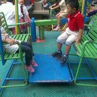 Photo taken at BPK PENABUR Bekasi by Deddy H. on 9/4/2013