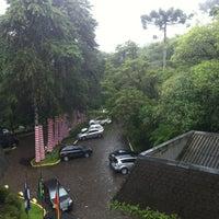 Foto tirada no(a) Hotel Continental Canela por Luciana F. em 12/28/2012