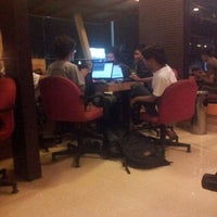 Photo taken at Platinum Internet Cafe & Game Online by Irfan R. on 2/15/2013