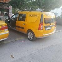 Photo taken at Sarıyar Taksi by T.c. Gökcan S. on 4/16/2016
