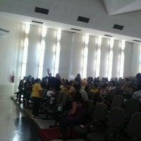 Photo taken at Prefeitura Municipal de Manaus by Tatiane C. on 5/9/2013