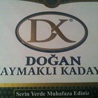 Photo prise au Doğan Kaymaklı Kadayıf par Fatih B. le4/30/2013