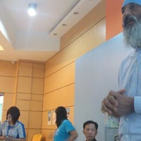 Photo taken at Exabytes® Network Sdn Bhd by Curry K. on 2/6/2013