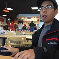Photo taken at Five Guys by Shana Z. on 4/28/2016