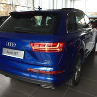 Photo taken at Audi Центр Львів by Andrian I. on 10/31/2016