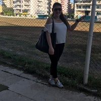 Photo taken at Camspor Spor Tesisleri by Açelya 👩🏻 💫 🍀 on 5/19/2017