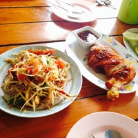 Photo taken at อีสานตำนัว by Gain E. on 12/10/2013
