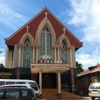 Photo taken at Gereja GPMII by Francisco C. on 1/11/2013