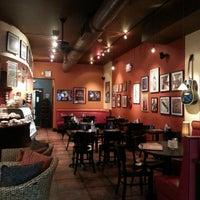 Photo taken at Rockn' Joe Coffeehouse & Bistro by Ed O. on 7/24/2013