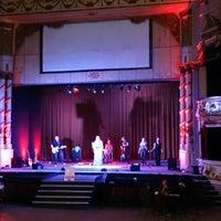 Photo taken at Morecambe Winter Gardens Theatre by Alan P. on 8/15/2014