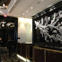 Photo taken at Trump International Hotel & Tower Toronto by Kristin I. on 10/16/2012
