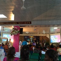Photo taken at International Central Gospel Church by Paul A. on 6/28/2014