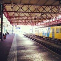 Photo taken at Station Eindhoven by Matt C. on 10/10/2012