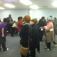 Photo taken at City Of Detroit-Department Of Elections by Adam H. on 11/5/2012