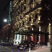Photo taken at Excelsior Hotel Gallia by Maya B. on 4/5/2015
