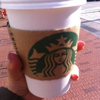 Photo taken at Starbucks Coffee 渋谷セルリアンタワー店 by mameko c. on 2/10/2012
