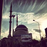 Photo taken at Büyükçekmece by Özcan B. on 8/3/2012