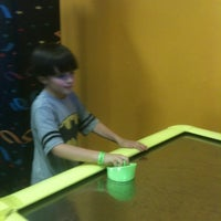 Photo taken at Pump It Up by Pola G. on 7/8/2012