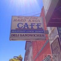 Photo taken at Hard Knox Cafe by Krakatau B. on 6/10/2012
