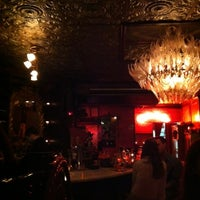 Photo taken at The Bourgeois Pig by Jeremy L. on 10/18/2012