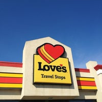 Photo taken at Love's Travel Stop by Sarah W. on 2/22/2013