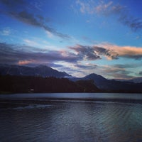 Photo taken at Camping Bled by Jan V. on 9/1/2014