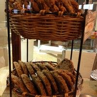 Photo taken at La Farm Bakery by Michelle G. on 2/23/2013