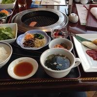 Photo taken at 叙々苑 横浜港北店 by Saito M. on 3/12/2014