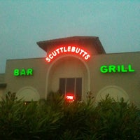 Photo taken at Scuttlebutt's Seafood Bar & Grill by Jennifer N. on 1/12/2013