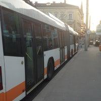 Photo taken at H Hessenplatz by austrianpsycho on 3/3/2013