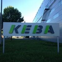 Снимок сделан в KEBA пользователем austrianpsycho 7/1/2013