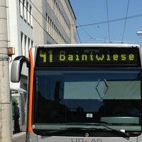 Photo taken at H Hessenplatz by austrianpsycho on 6/17/2013