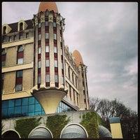 Photo taken at Efteling Hotel by Maxime V. on 2/16/2013
