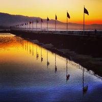 Photo taken at Santa Barbara Harbor by Sarah S. on 6/26/2013