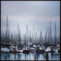 Photo taken at Santa Barbara Harbor by Sarah S. on 4/12/2013
