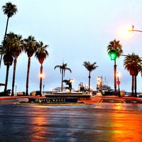 Photo taken at Stearns Wharf by Sarah S. on 7/22/2013