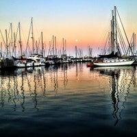 Photo taken at Santa Barbara Harbor by Sarah S. on 6/23/2013