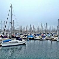 Photo taken at Santa Barbara Harbor by Sarah S. on 7/23/2013