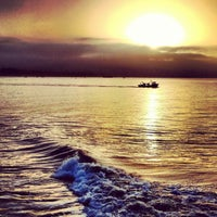 Photo taken at Santa Barbara Harbor by Sarah S. on 4/15/2013