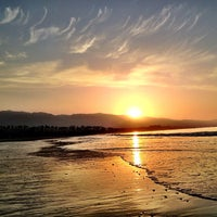 Photo taken at Stearns Wharf by Sarah S. on 5/9/2013
