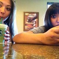 Photo taken at Starbucks by Kristina F. on 6/20/2013