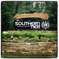 Photo taken at Southern Tier Brewing Company by Jason C. on 8/10/2014