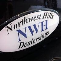 Photo taken at Northwest Hills Chrysler Jeep Dodge by Megan F. on 2/19/2013